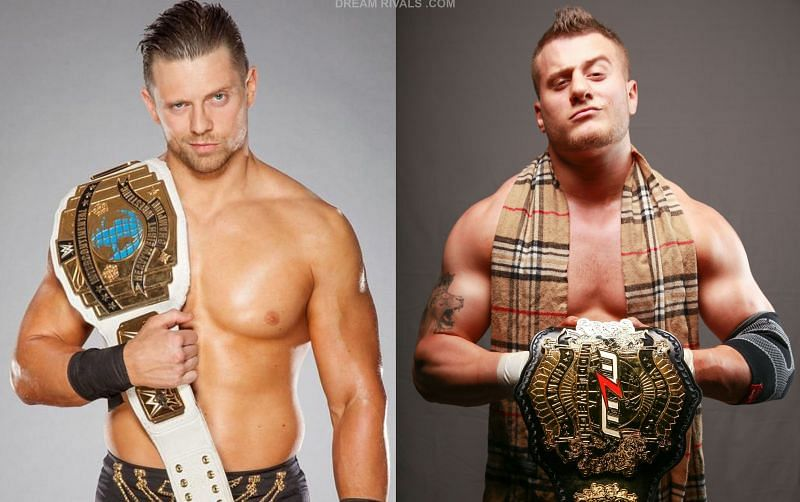 The Miz and MJF