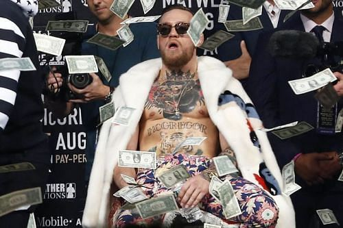 Top 5 Richest Ufc Fighters Of All Time