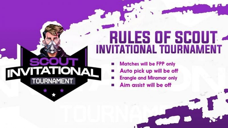 Rules of the tournament