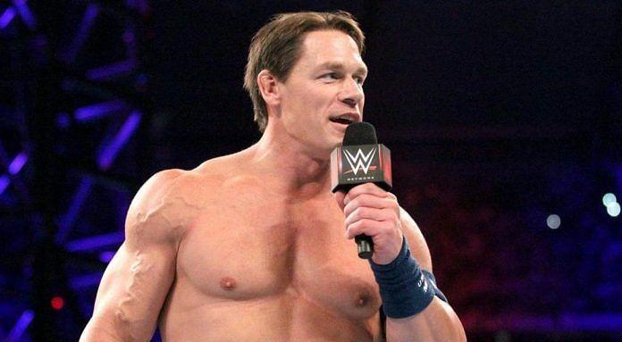 WWE के दिग्गज जॉन सीना
