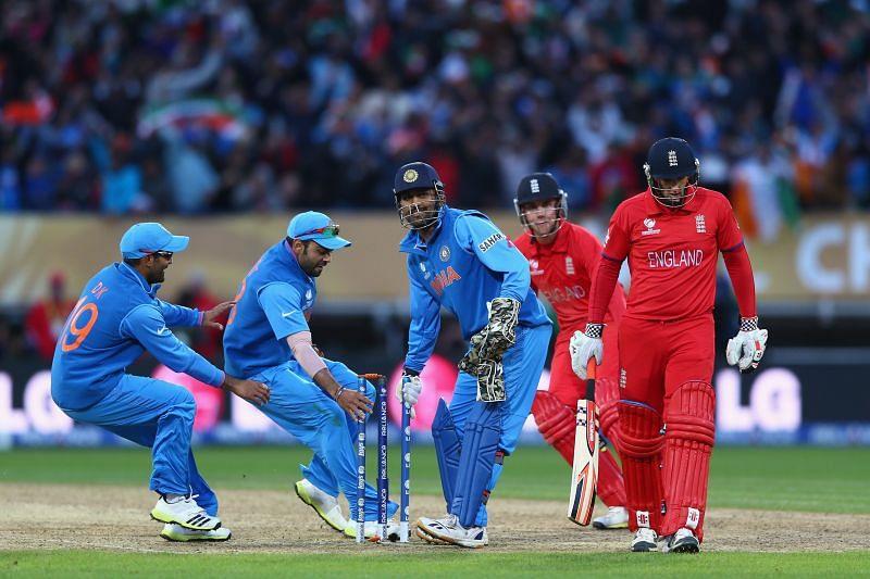 चैंपियंस ट्रॉफी का खिताब जीतने के बाद भारतीय टीम