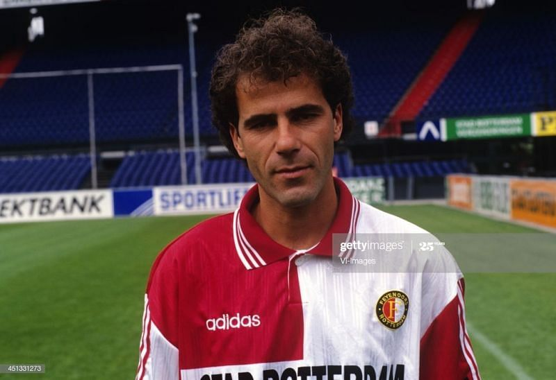 The man who got his UEFA A Licence at just 18 years of age (Pic courtesy Getty Images)
