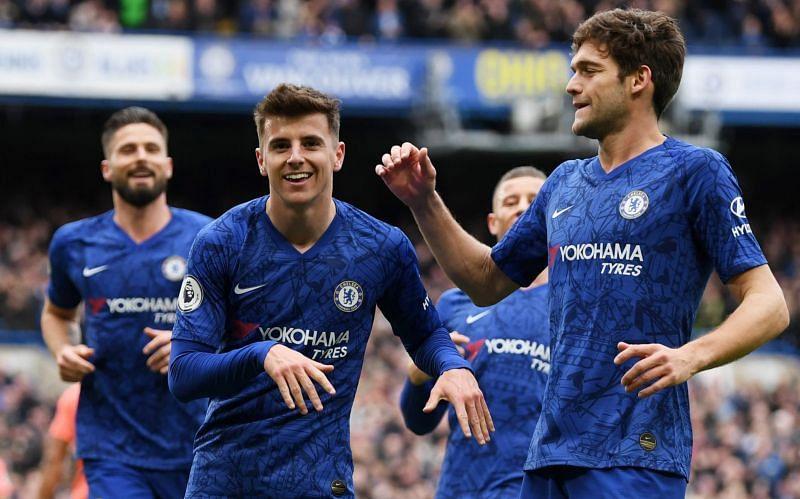 Chelsea S All Time Best Premier League Xi