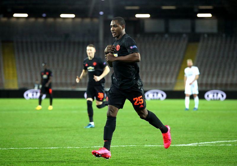 Ighalo scored a phenomenal goal in United