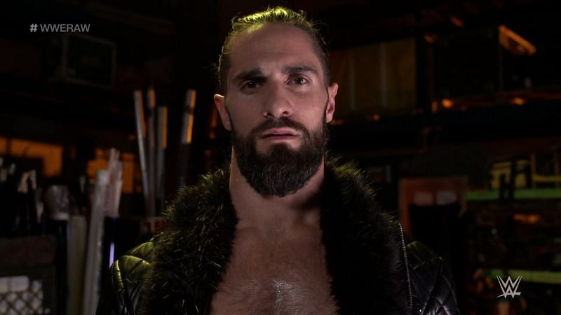 Seth Rollins wants Edge to come out and challenge him