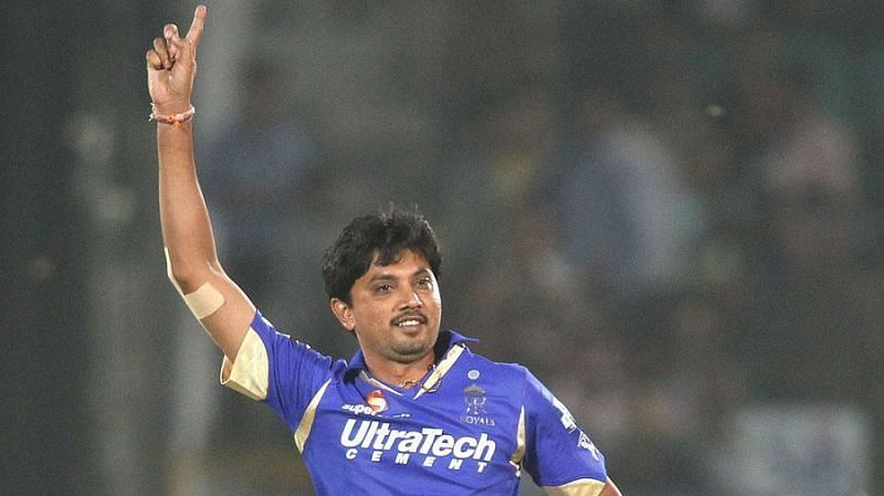 Siddharth Trivedi is the highest wicket-taker for RR in the IPL