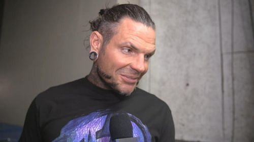 Jeff Hardy has been arrested on multiple occasions