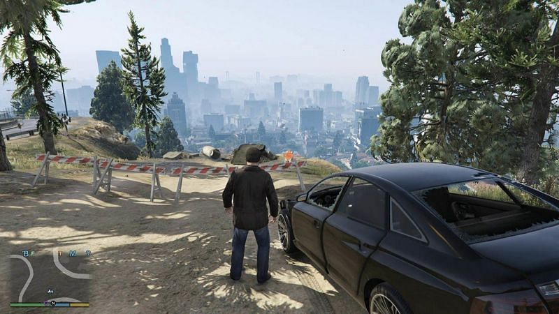 Is GTA 5 free in order to help GTA online expand? (Image Credits: Vortex.gg)