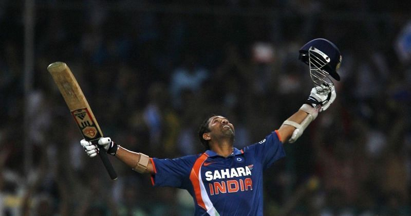 सचिन तेंदुलकर का वनडे में पहला दोहरा शतक