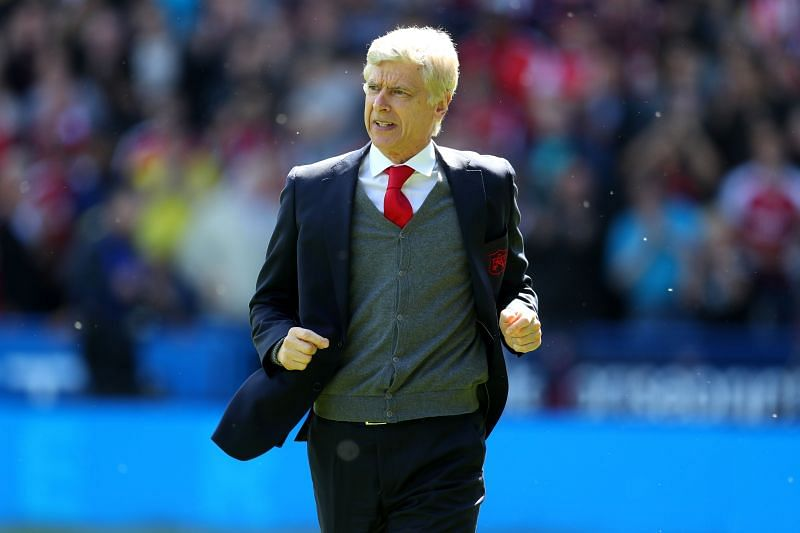 Arsene Wenger is the only French boss to have won the Premier League title as a manager