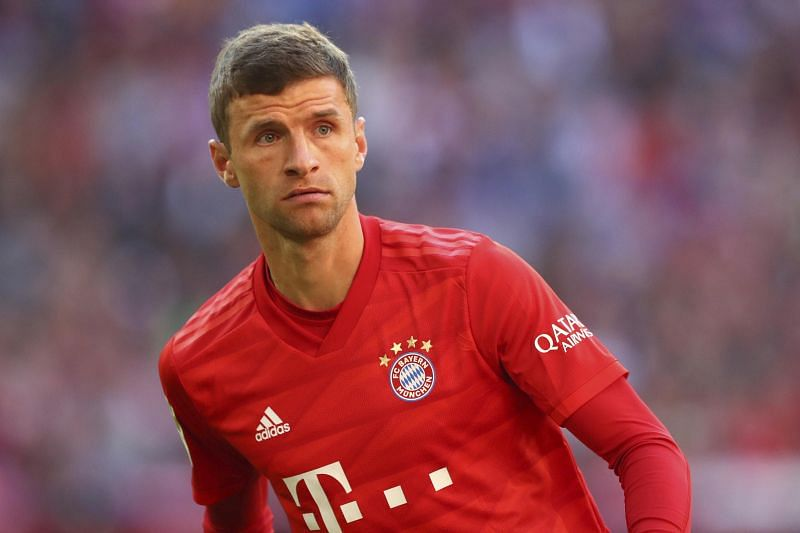 Thomas Muller has revived his form under Hansi Flick