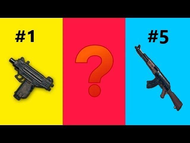 Best guns for short-range combat