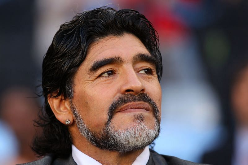Diego Maradona was tactically found wanting during his period as Argentina boss