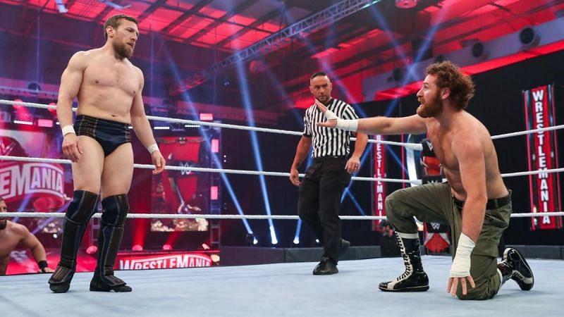 Sami Zayn vs. Daniel Bryan may resume