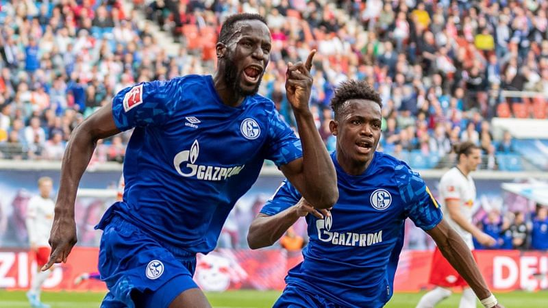 Schalke will be bolstered by the return of Sane