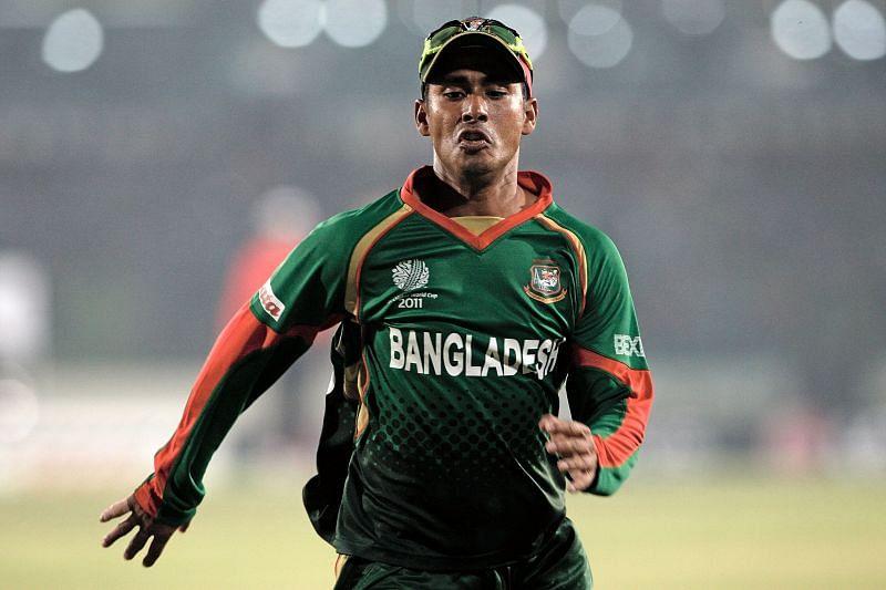 बांग्लादेश के लिए 2013 में आखिरी बार खेले थे अशरफुल