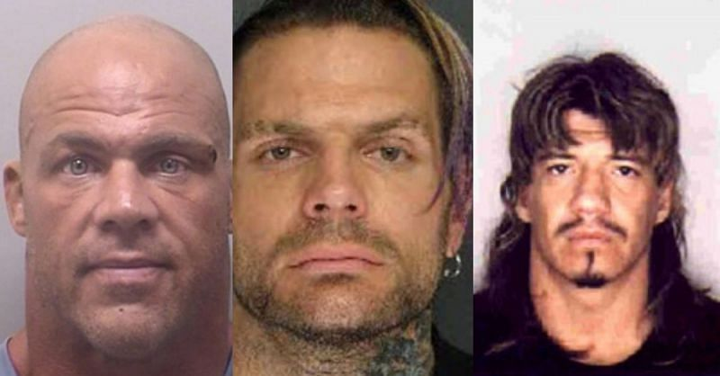 Former WWE Champions were arrested