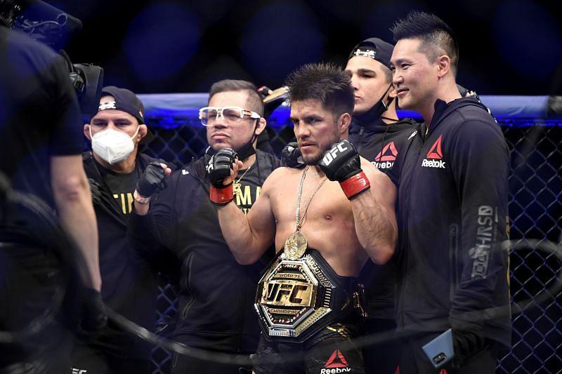 UFC 249 Cejudo v Cruz