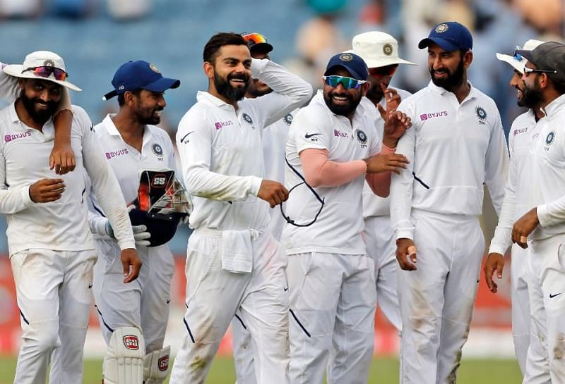 India are a formidable Test team at home.