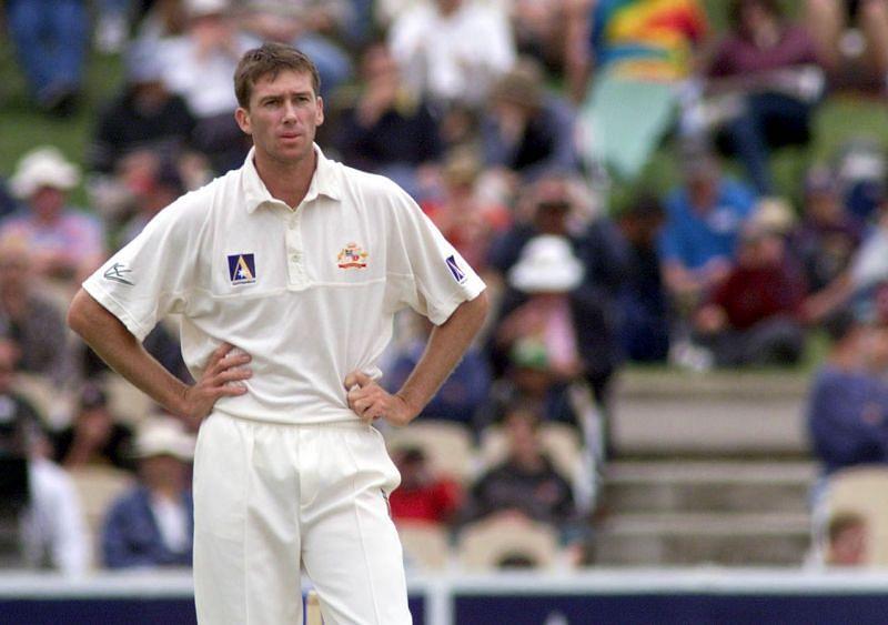 Glenn McGrath was Australia