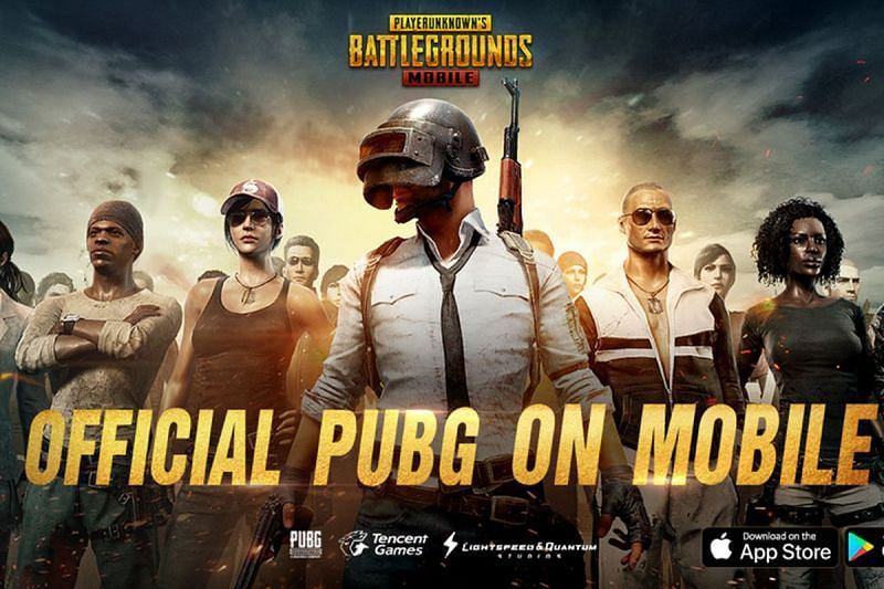 PUBG Mobile developed by Tencent Games