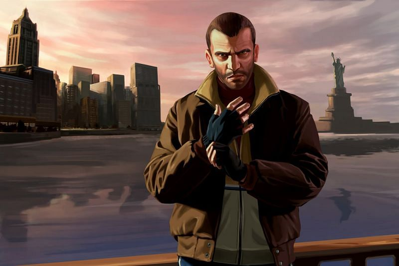 GTA 4 on PC (picture credits: The Verge)