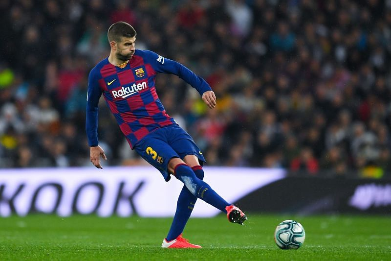 Gerard Pique needs a break as his tired lunge on Rafinha handed Celta Vigo a late equaliser