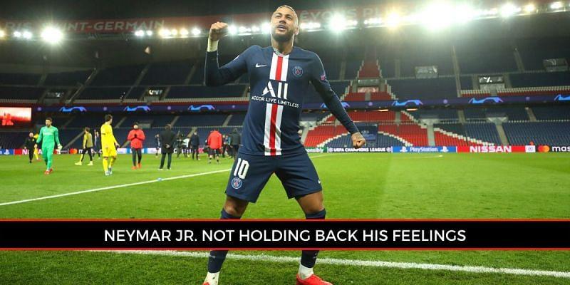 Neymar Jr once again opens up on a return to Barcelona