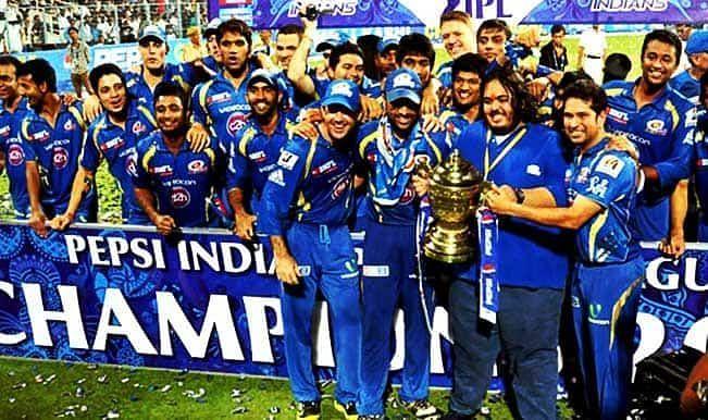 Mumbai Indians: Champions of IPL 2013