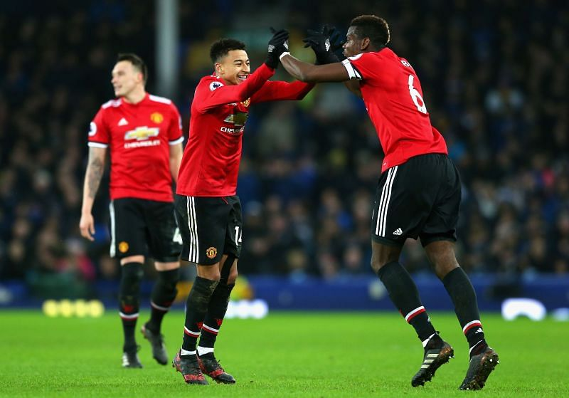 Jesse Lingard has claimed that Paul Pogba is one of the best players in the EPL