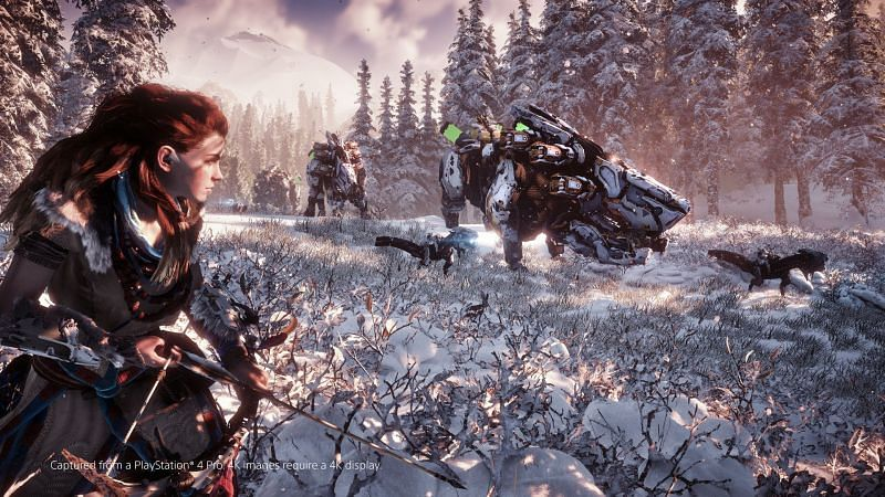 Horizon Zero Dawn 2 might be revealed as a Launch Day title for PS5