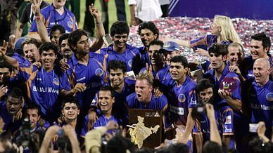 Shane Warne-led Rajasthan Royals became the first team to win the coveted IPL trophy in 2008.