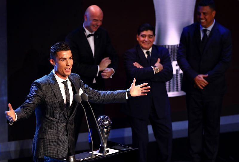There are a lot of similarities between Diego Maradona and Cristiano Ronaldo. Both are passionate and charismatic individuals with a winning mentality.