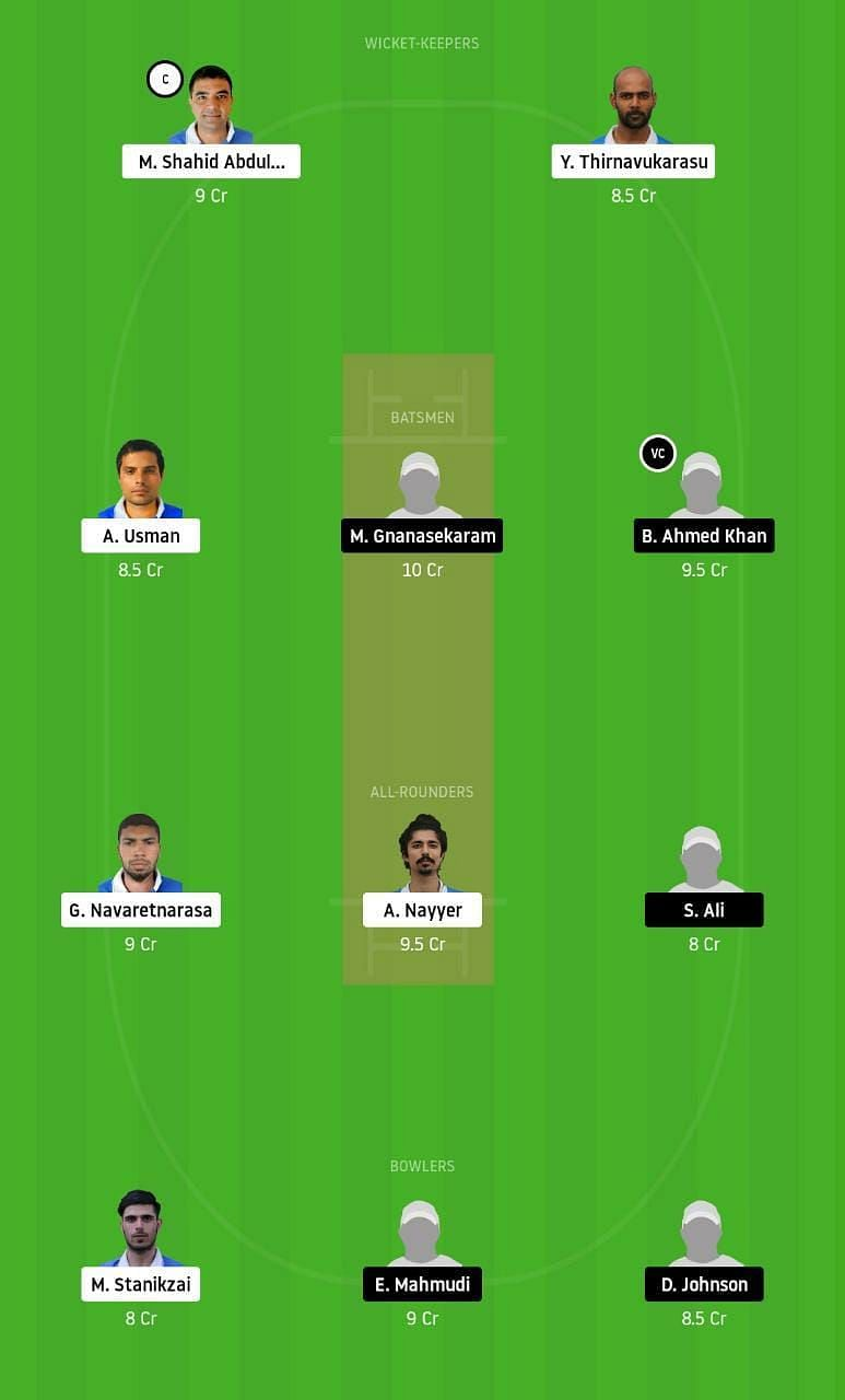 OLCC vs WICC Dream11 Tips