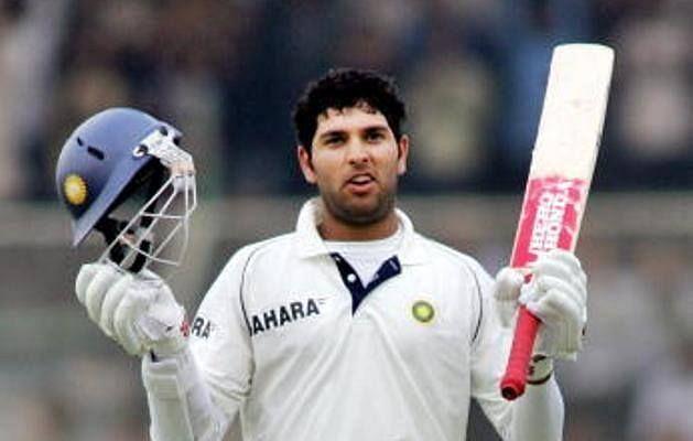 युवराज सिंह ने  पाकिस्तान के खिलाफ कराची टेस्ट की दोनों पारियों में भारत के लिए सबसे ज्यादा रन बनाए थे