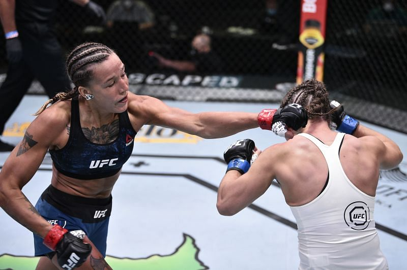 UFC Fight Night: Agapova v Cifers