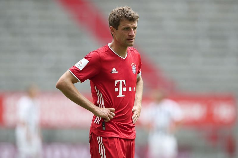 Bundesliga legend Muller is enjoying his newfound exuberance at 30
