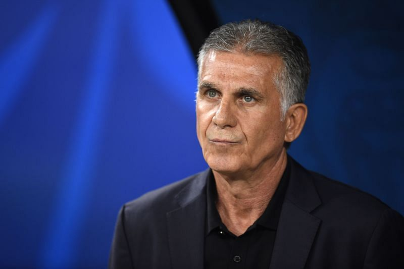 Portuguese coach Carlos Queiroz worked with Cristiano Ronaldo both at Manchester United, and later at the Portugal national team.