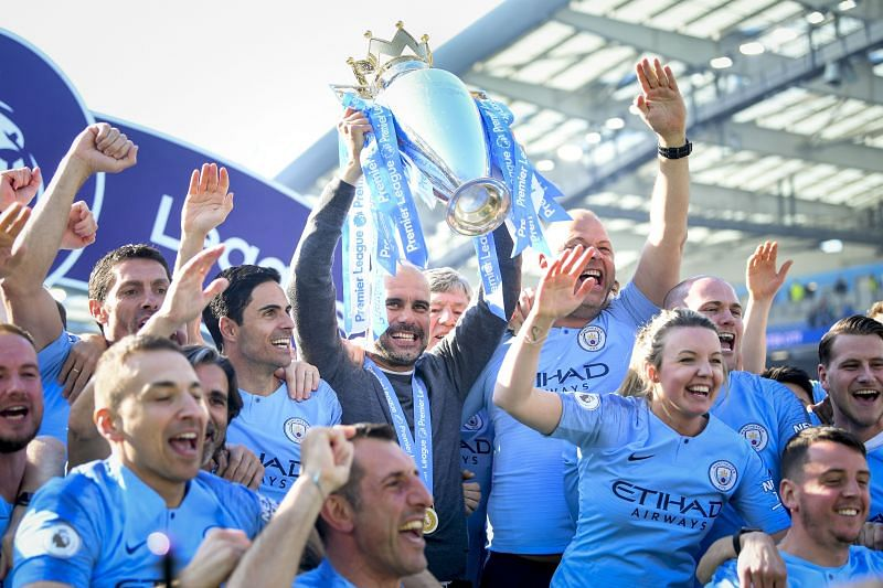Guardiola must lead Manchester City to domestic and European success