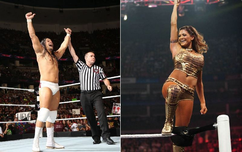 All of these stars are surprisingly still signed to contracts with WWE