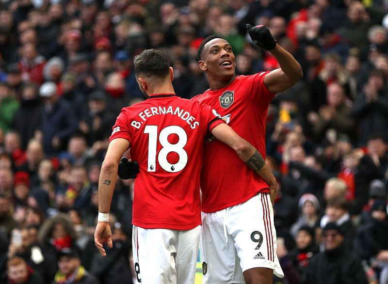 Some Manchester United player transfers like Anthony Martial and Bruno Fernandes have paid off, but most have failed.
