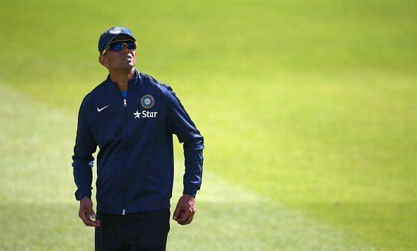 Rahul Dravid is looking forward to the India-Australia Test series
