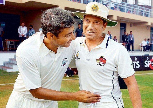 Ajay Jadeja and Sachin Tendulkar first met at the MRF pace foundation