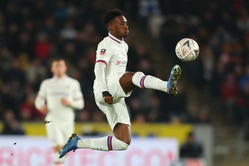 Callum Hudson-Odoi was reportedly arrested during the lockdown in May