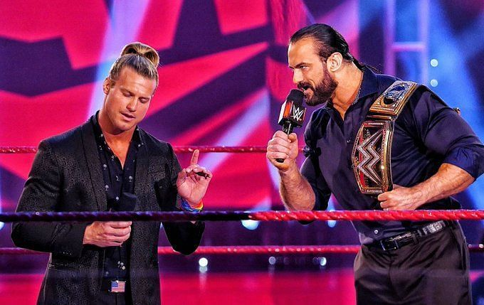 Drew McIntyre vs. Dolph Ziggler is the match for Extreme Rules 2020