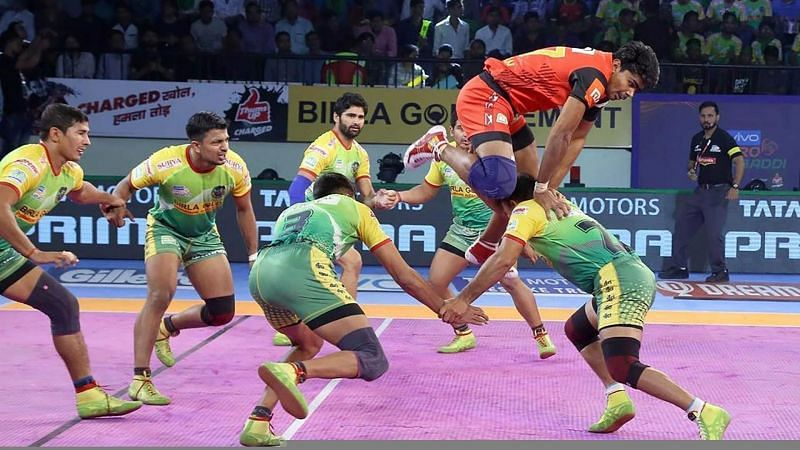 Pawan Sehrawat is one of the most impressive raiders in Pro Kabaddi history