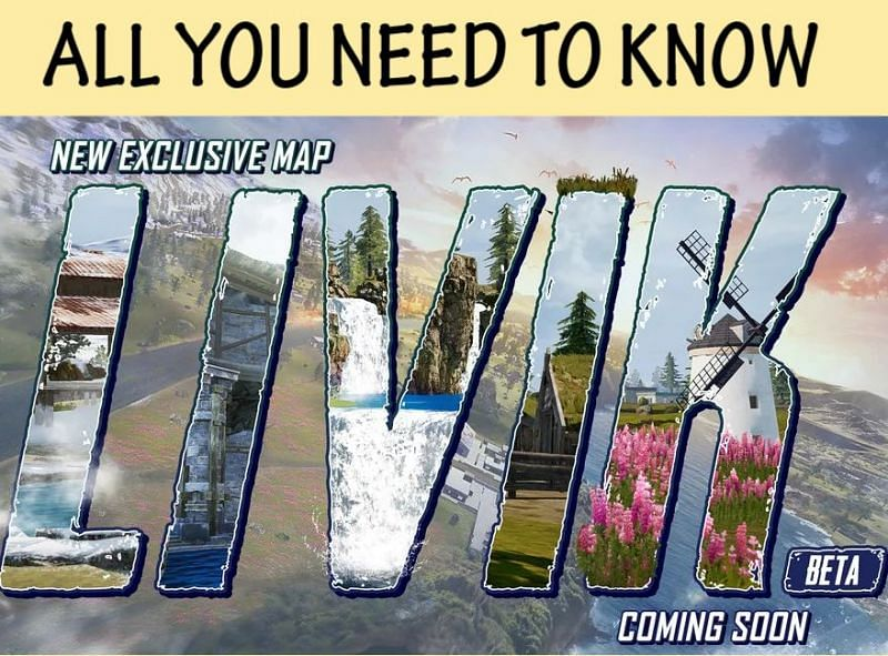 New Livik map in PUBG Mobile All you need to know