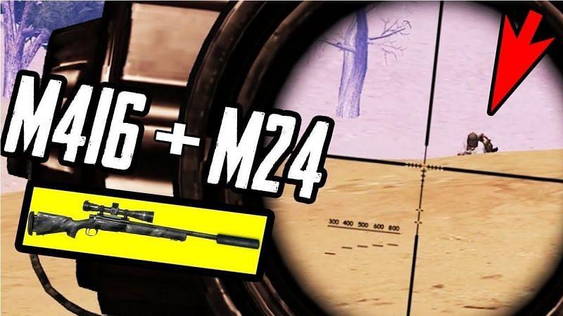 M416+M24