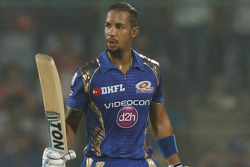 Lendl Simmons quietly excelled for the Mumbai Indians