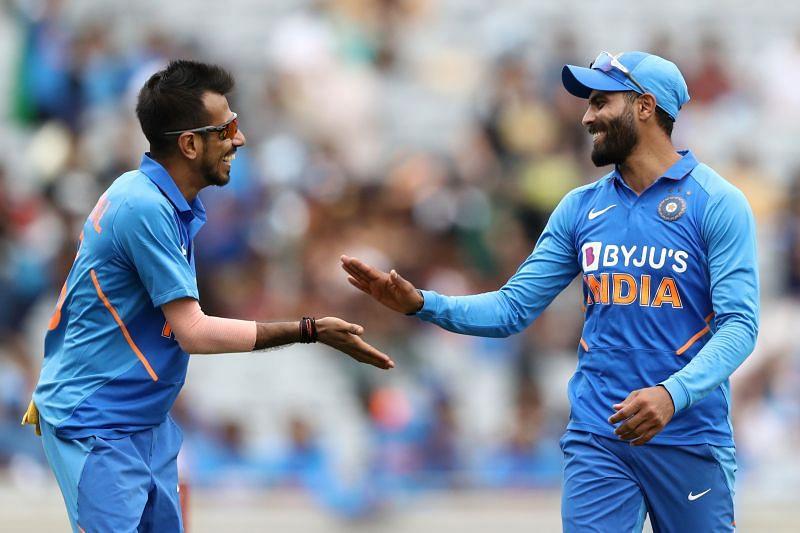 युजवेंद्र चहल और रविंद्र जडेजा दोनों ने भारत के लिए हैं 5 विकेट हॉल